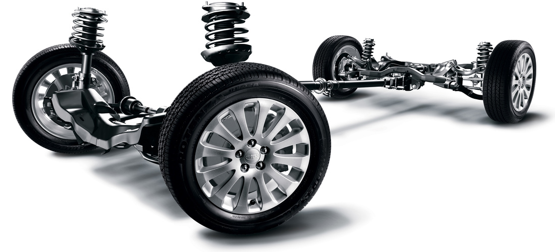 Alignment & Suspension Repairs
